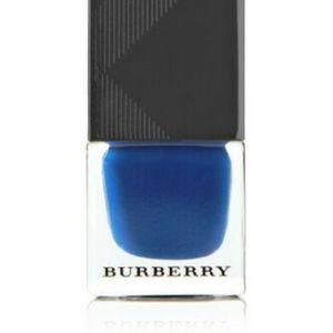 BURBERRY beauty imperial royal blue polish 429 NIB